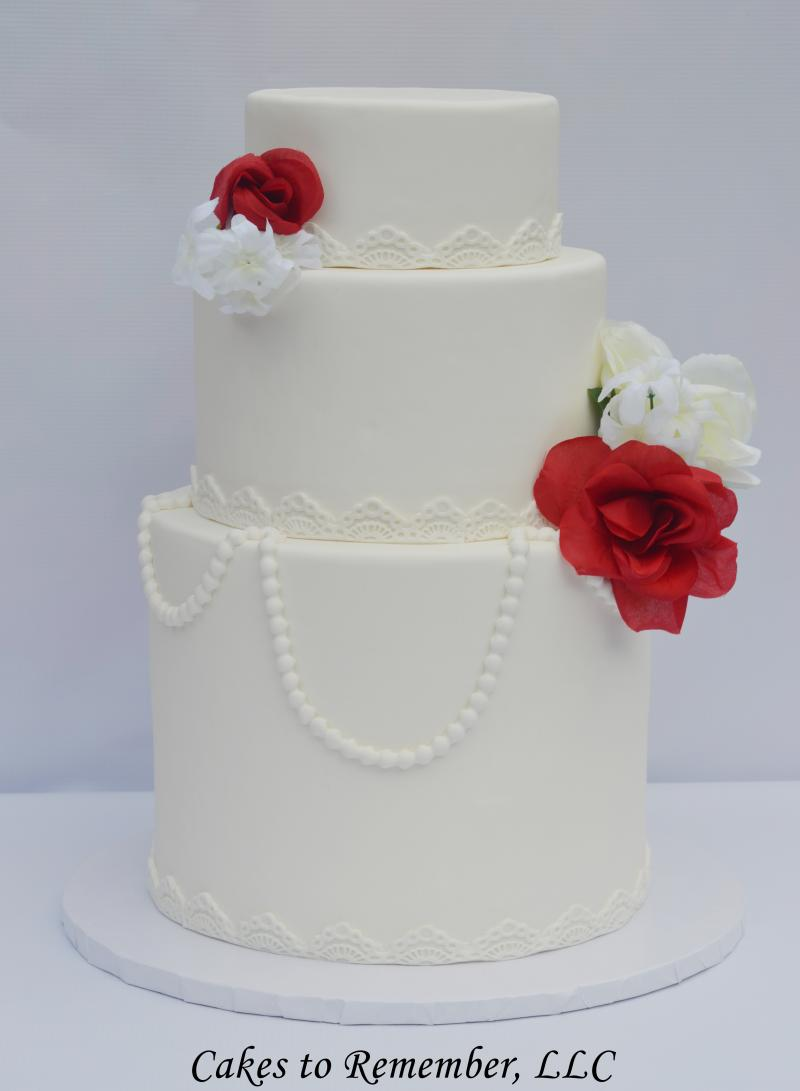 Cakes to Remember - Faux Wedding Cakes